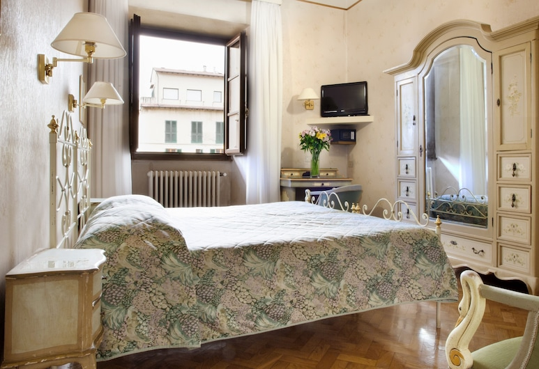 Hotel Alessandra, Florence, Double Room, Guest Room