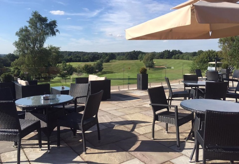 Wensum Valley Hotel Golf & Country Club, Norwich, Terassi/patio