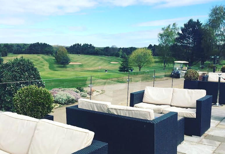 Wensum Valley Hotel Golf & Country Club, Norwich, Terrace/Patio