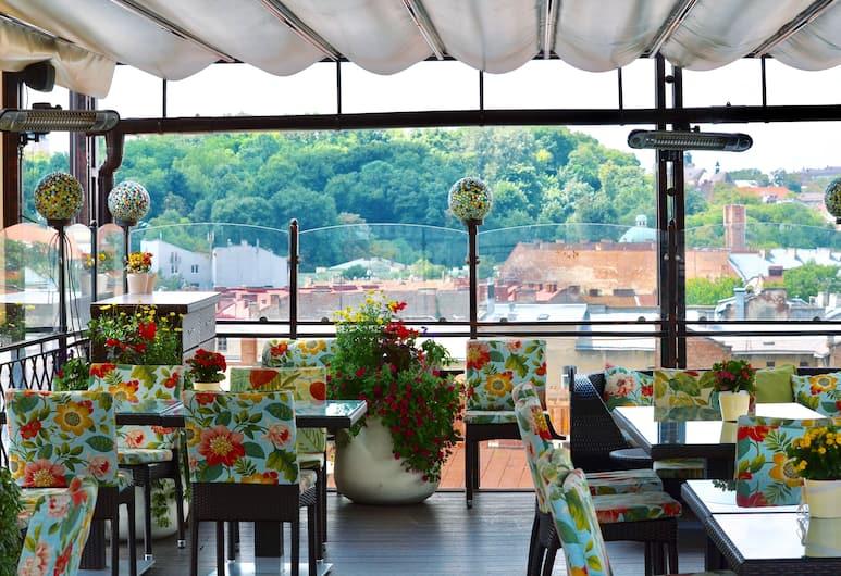 Swiss Hotel, Lviv, Teras/Veranda
