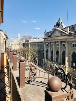Fotografia do Swiss Hotel em Lvov