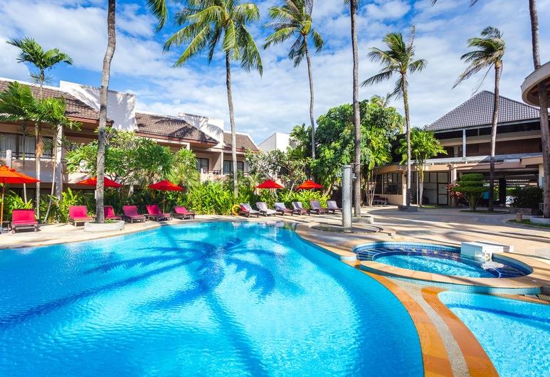 코코넛 빌리지 리조트, 파통, 야외 수영장