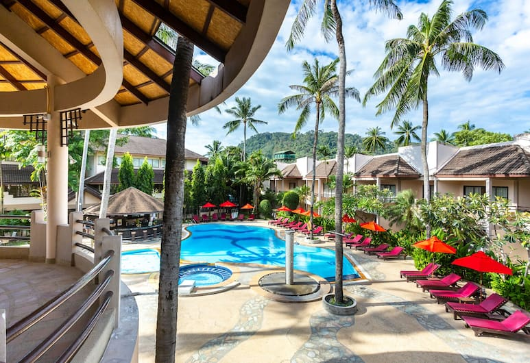 Coconut Village Resort, Patong, Property Grounds