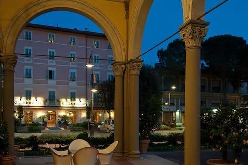 Grand Hotel Nizza Et Suisse Montecatini Terme Hotels Com