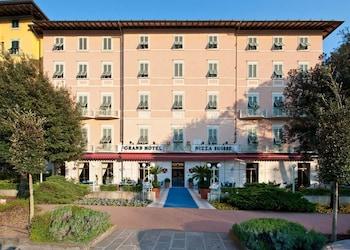 A(z) Grand Hotel Nizza Et Suisse hotel fényképe itt: Montecatini Terme