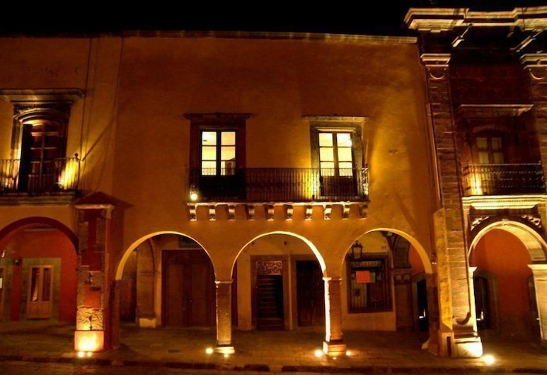 Hotel del Portal San Miguel de Allende, San Miguel de Allende, Hotel Front
