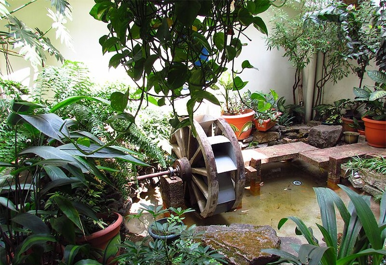 Hotel Villa Serena San Benito, ซันซัลวาดอร์, น้ำพุ