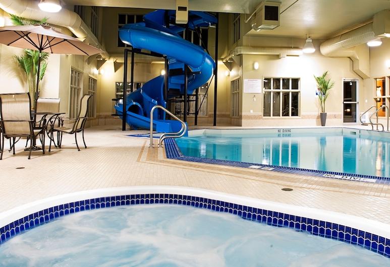 Holiday Inn Express & Suites Grande Prairie, an IHG Hotel, Grande Prairie, Bassein