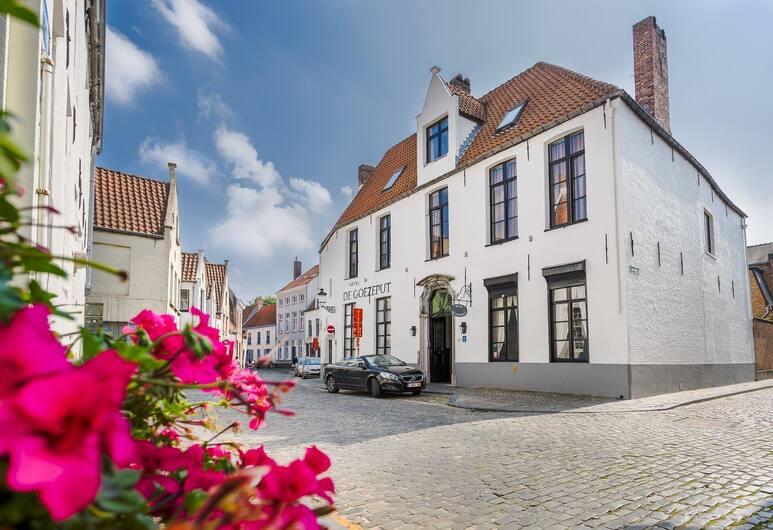 Hotel de Goezeput, Brugge