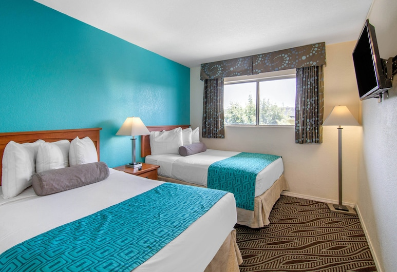 Howard Johnson Suite Hotel by Wyndham, Chula Vista/San Diego, Chula Vista, Studio Suite, non-smoking, Kamar Tamu