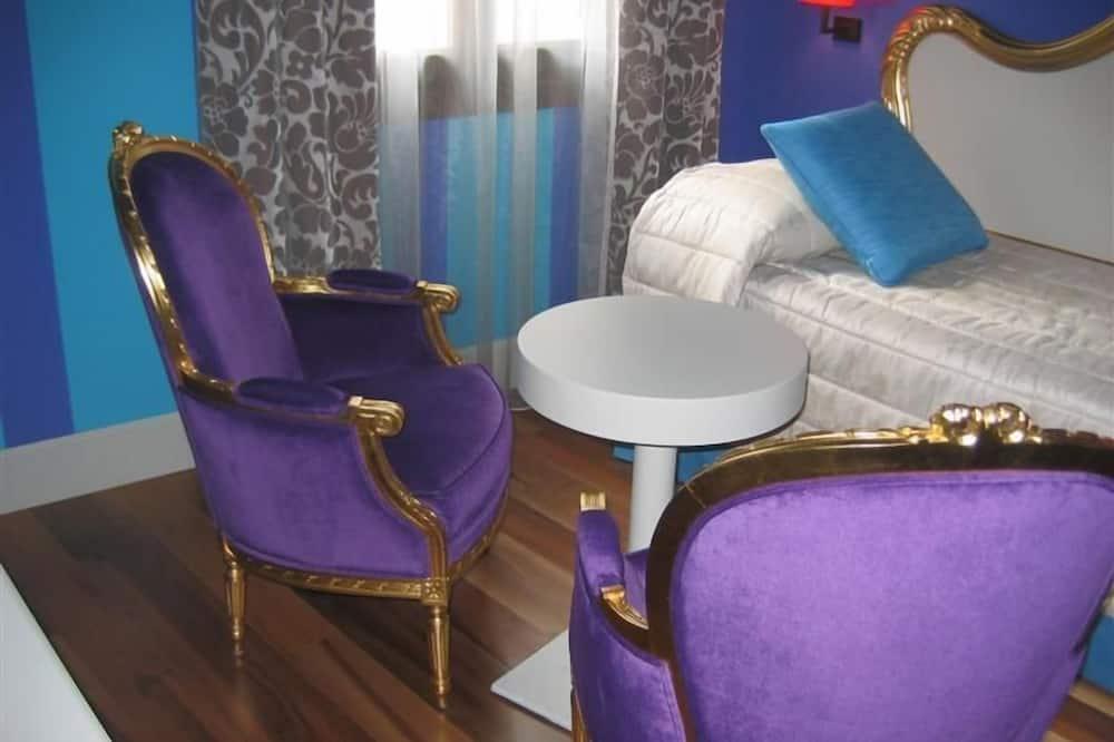 Suite Junior (Family) - Area soggiorno