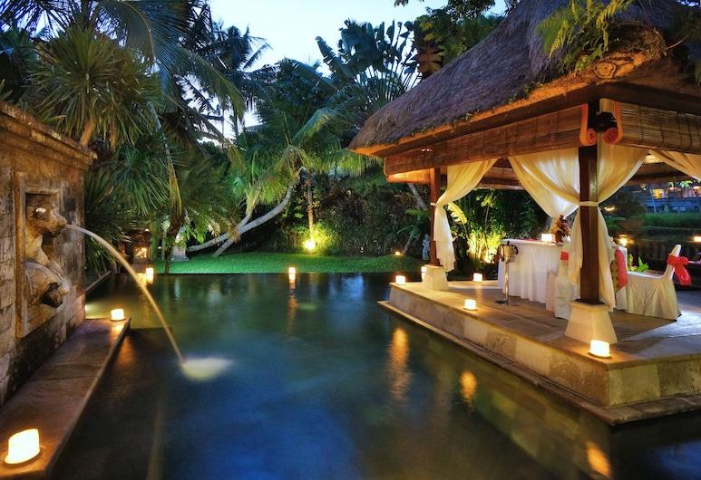 Arma Museum & Resort, Ubud, Suite Villa, Terasa