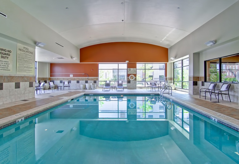 Homewood Suites by Hilton Omaha Downtown, Omaha, Piscine couverte