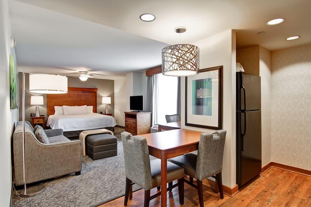 Estudio Premium, 1 cama King size, para no fumadores - Sala de estar