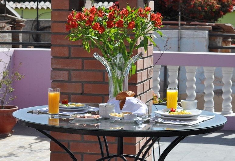Casa Arequipa, Arequipa, Área para desayunar