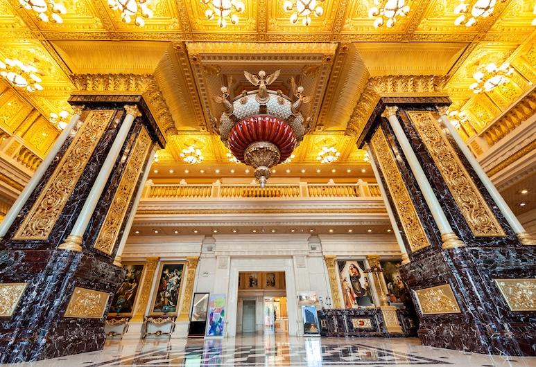 冠盛皇室堡酒店, 廣州市, 大堂