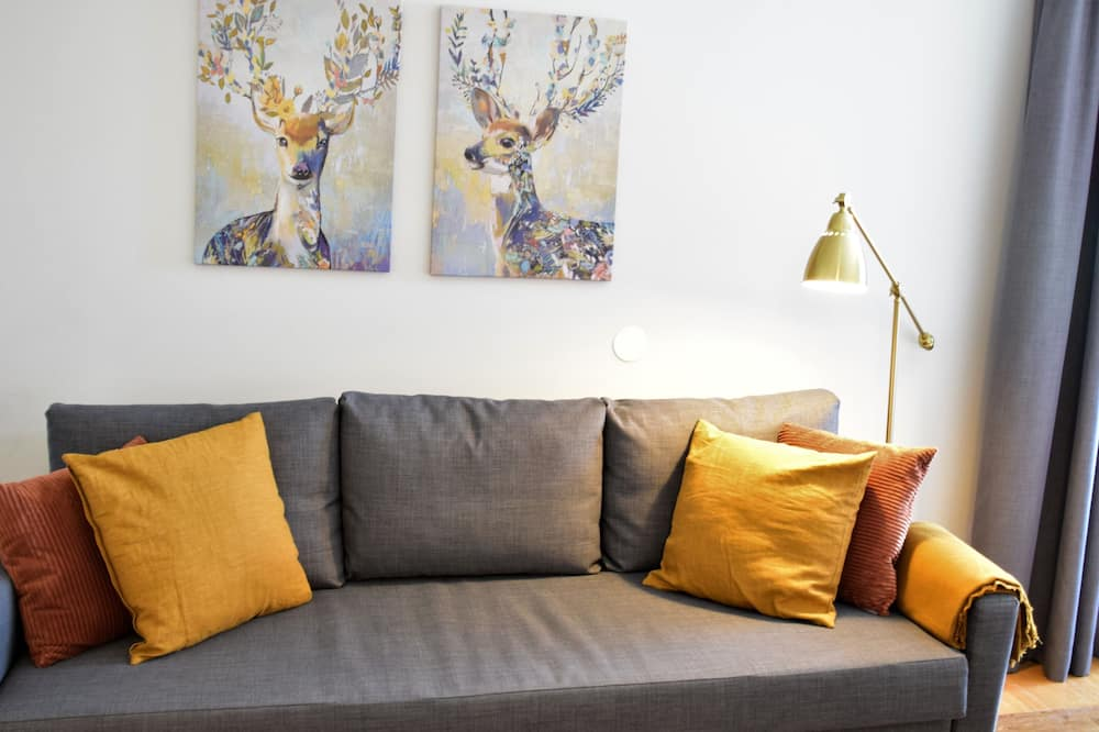 Habitación familiar - Sala de estar