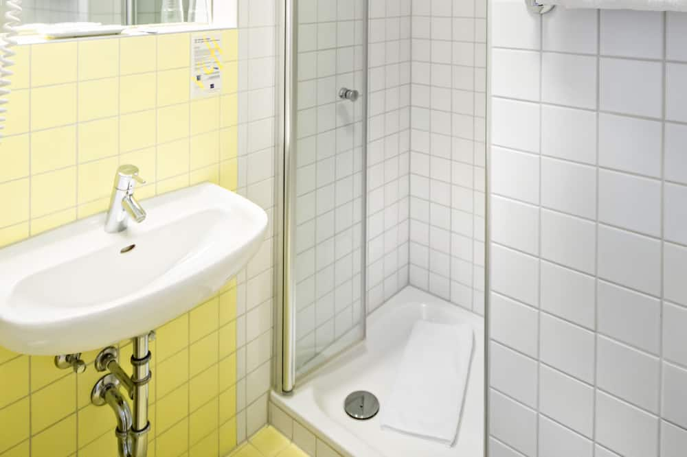 Chambre Simple Confort - Salle de bain