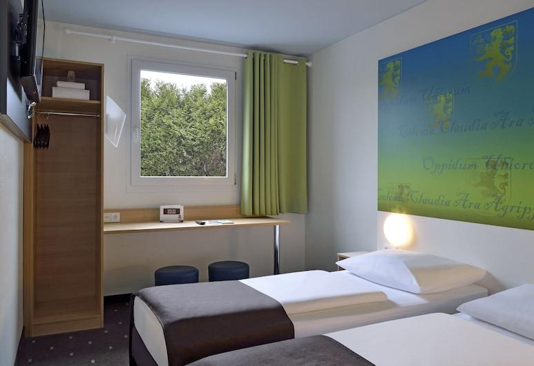 B&B Hotel Köln-Frechen, Frechen, Twin Room, Guest Room