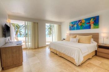 Mynd af Hotel Casablanca í San Andres