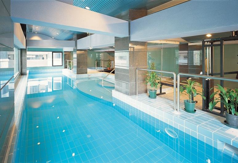 メトロパーク ホテル マカオ, マカオ, 屋内プール
