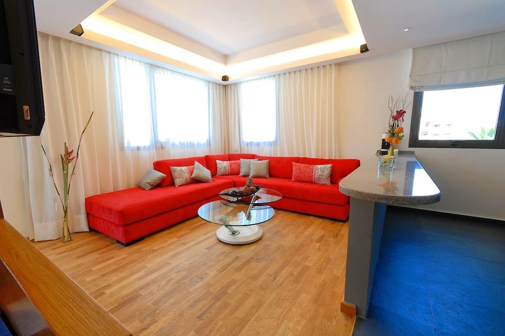 Presidential Suite - Living Room