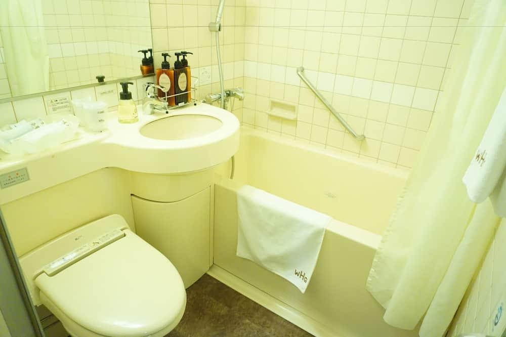 コーナーダブルルーム 喫煙可 - バスルーム