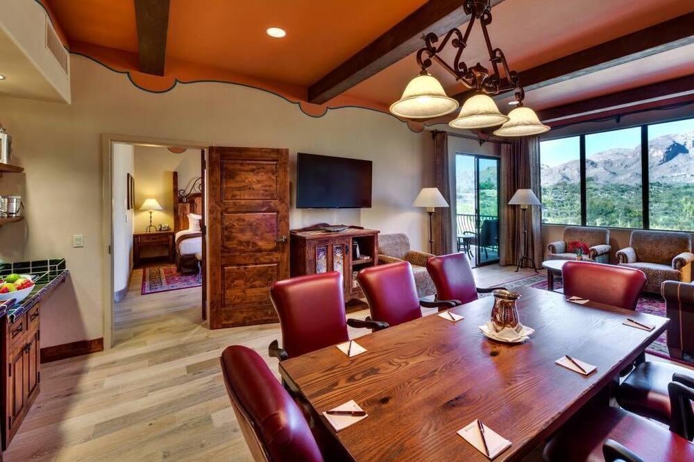 Apartmán, 1 extra veľké dvojlôžko (Catalina, Wheelchair Access) - Obývacie priestory