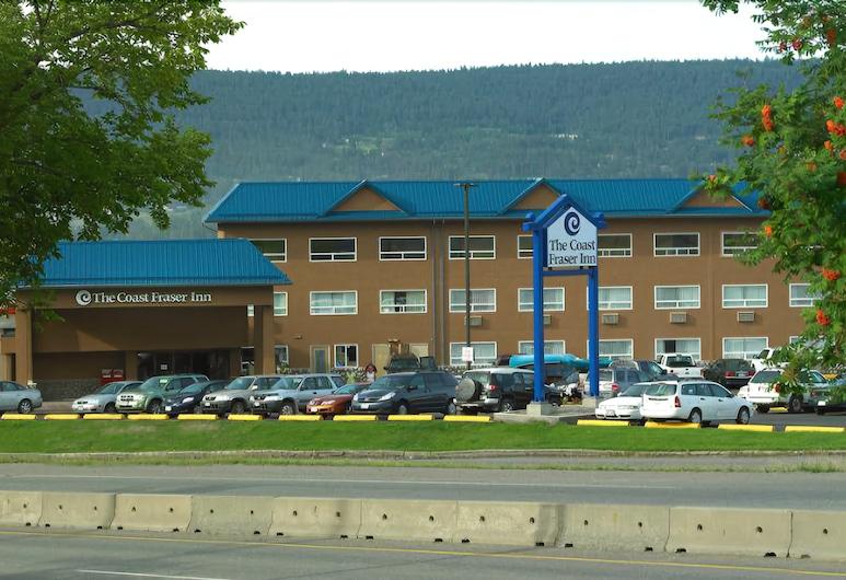 Coast Fraser Inn, Williams Lake, Fasada hotelu
