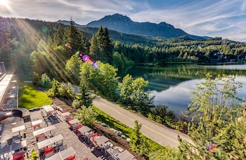 Bild vom Nita Lake Lodge in Whistler