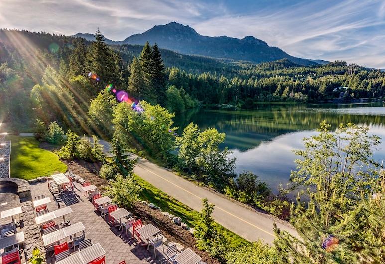 Nita Lake Lodge, Whistler, Terrace/Patio