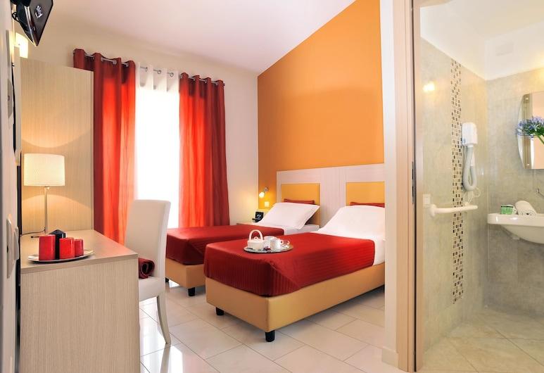 Hotel Scott House Rome, Roma, Camera Standard con letto matrimoniale o 2 letti singoli, Camera