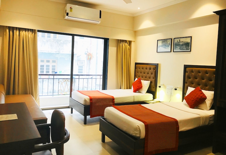 West End Hotel, Mumbai, Executive Double or Twin Room, Guest Room