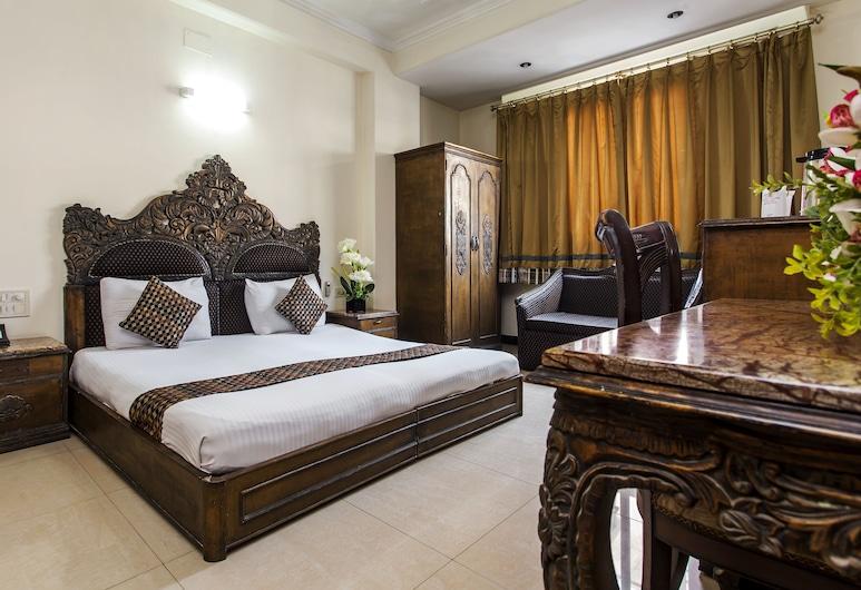 Hotel Sunstar Residency, New Delhi, Executive kamer, 1 queensize bed, Kamer