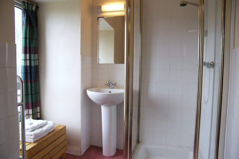 Herbergi með tvíbreiðu rúmi (Room 3) - Baðherbergi