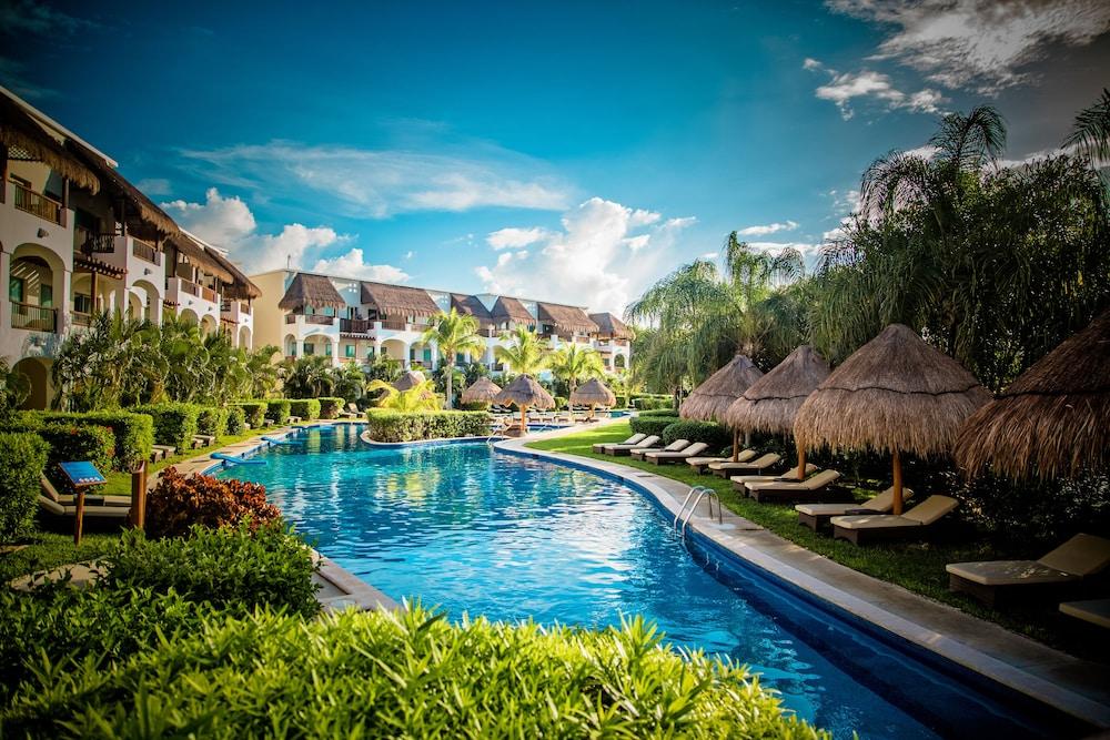 瓦倫丁帝國瑪雅河濱全包式酒店 - 只招待成人入住, Playa del Carmen