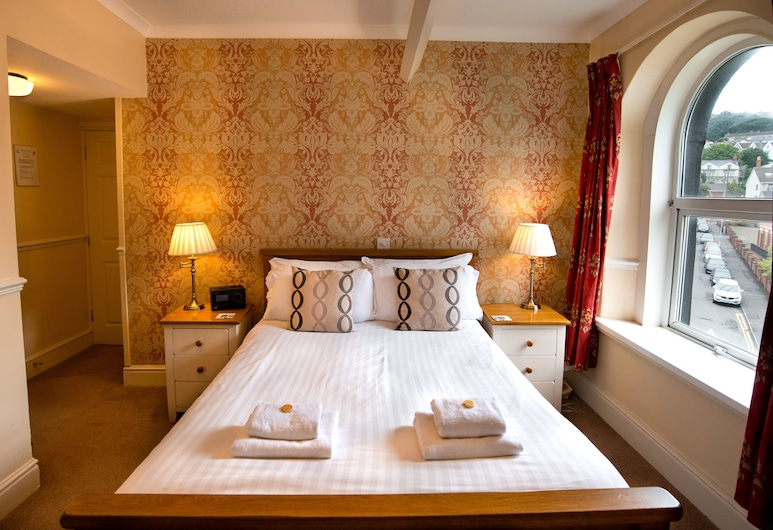 The White House, Swansea, Comfort Double Room, Guest Room