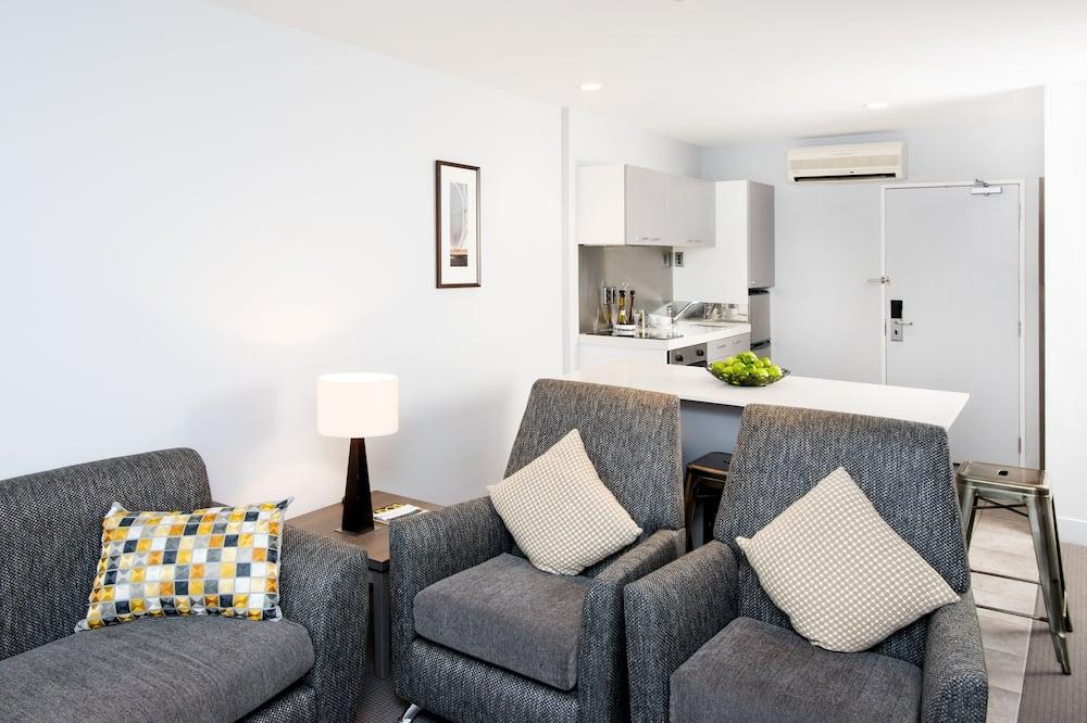 Apartament standardowy, 2 sypialnie - Powierzchnia mieszkalna
