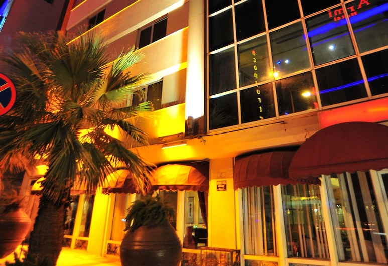 Anemon Izmir Hotel, Izmir, Hotel Front – Evening/Night
