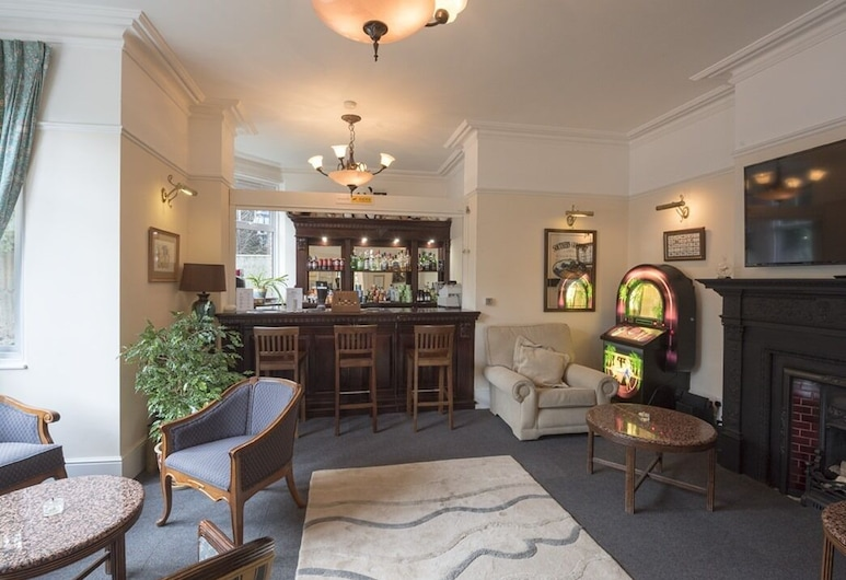 Downsview Guest House, Ashford, Hotellounge