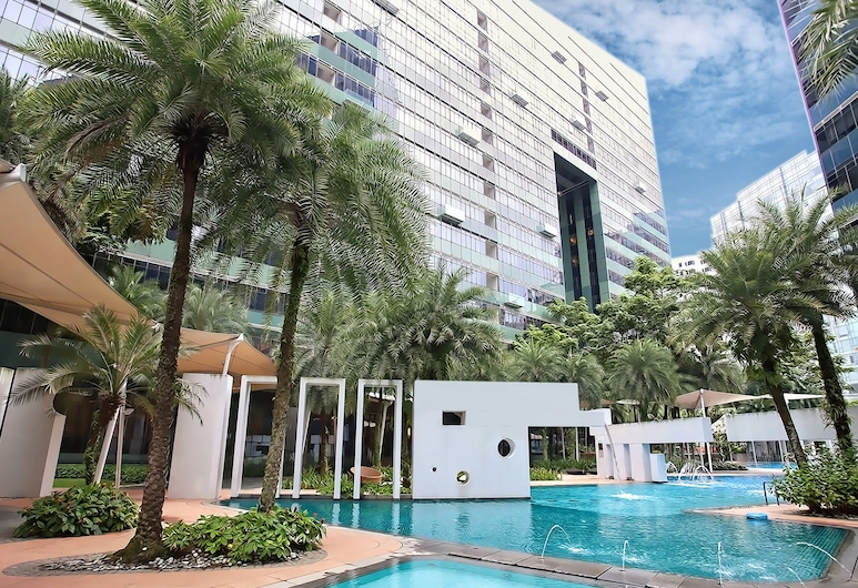 Orchard Scotts Residences, Singapur, Pool