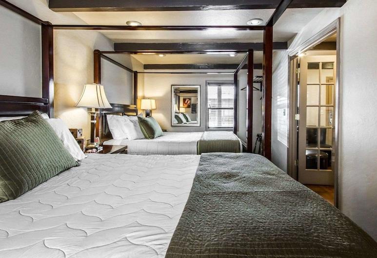 Rodeway Inn & Suites Williams Downtowner-Rte 66, Williams, Viesu numurs
