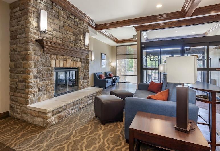 Comfort Suites Oshkosh, Oshkosh, Khu phòng khách tại tiền sảnh