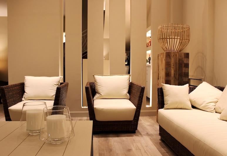 Astoria Vico Hotel, Vico Equense, Lobby Sitting Area