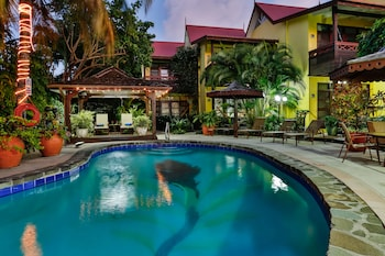 Bild vom The Ginger Lily Hotel in Gros Islet