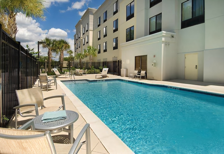 SpringHill Suites by Marriott Jacksonville Airport, Jacksonville, Installations sportives