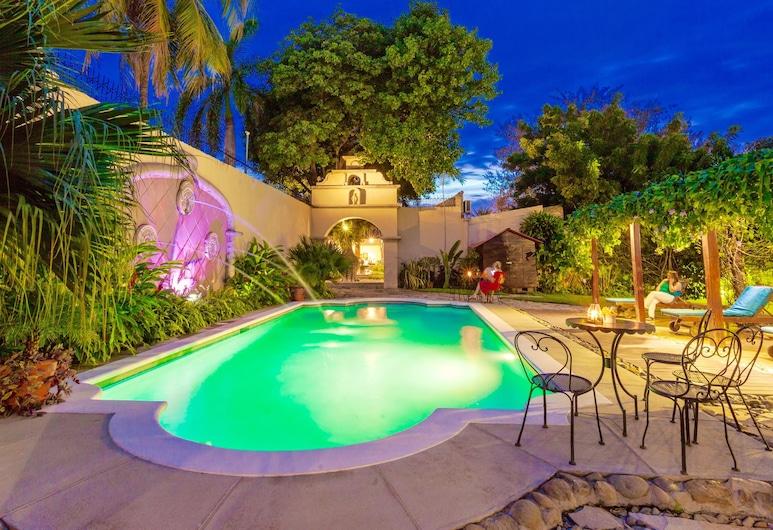 Hotel Los Robles, Манагуа, Басейн