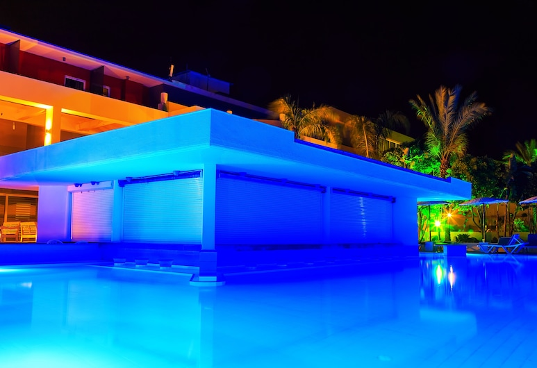 Dodeca Sea Resort - All Inclusive, Rodas, Baseinas