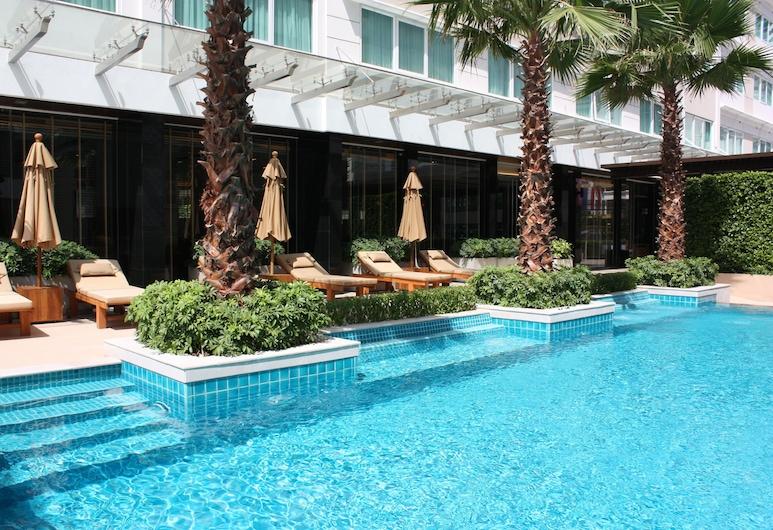 レガシー スイート ホテル, バンコク, 屋外プール