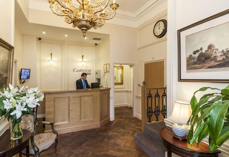 Castleton Hotel, Londra, Reception